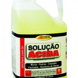 SOLUÇÃO ÁCIDA 5L